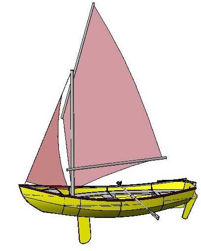 лодки парусники своими руками